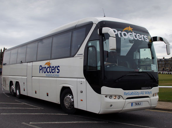 Yorkshire Coach Hire