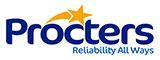 Procters Coaches Logo