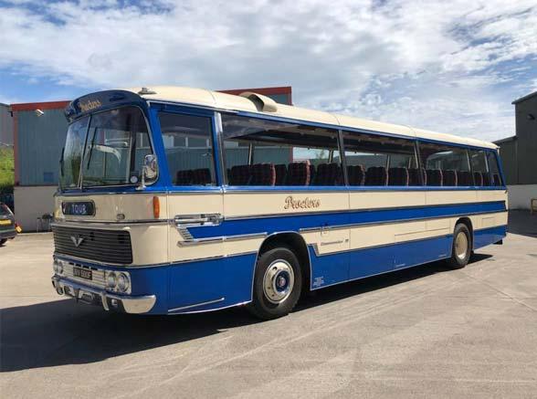 Procters Vintage Coach